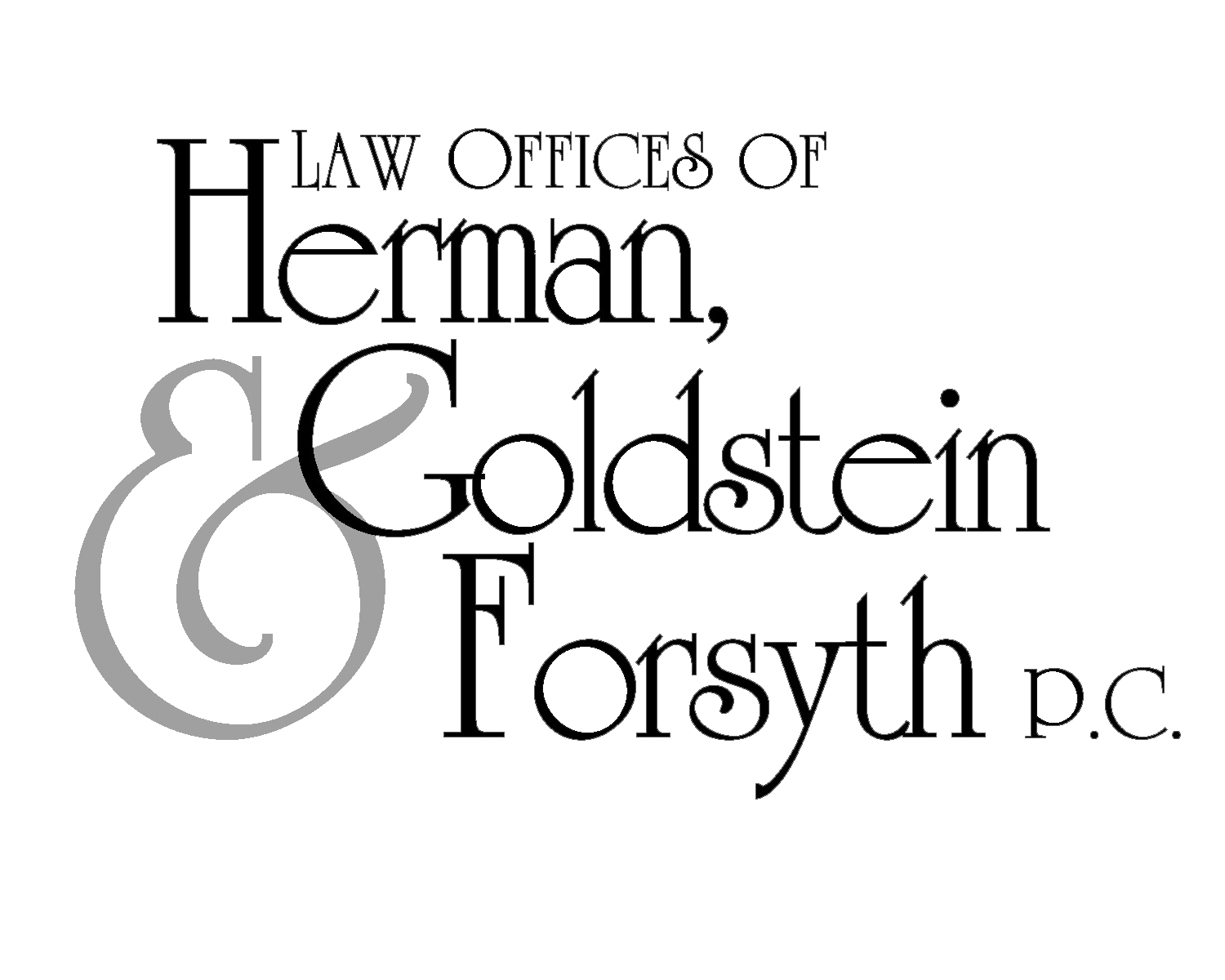 Herman, Goldstein, and Forsyth P.C.